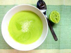 Onko nälkä?: Lime-kookos hernekeitto