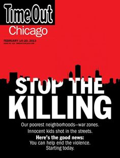Time Out (Chicago) cover