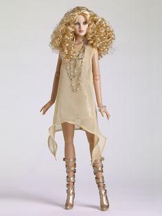 Cami & Jon™ Soho Shimmer $169.99   Tonner Doll Company
