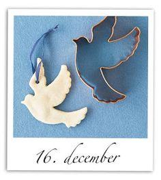 mille, marie og mig: 16. december. Hvordan man laver trylledej