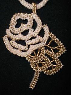 Монастырское плетение бисером - Ярмарка Мастеров - ручная работа, handmade