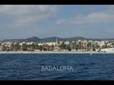 Badalona Barcelona, Videos, Beach, Water, Outdoor, Pretty, Gripe Water, Outdoors, The Beach