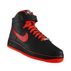huge discount b8910 6734c J ai conçu ce à NIKEiD Air Force 1 High, Nike Air Force Ones