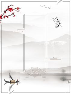 Simple chinese style ink crane background wind,chinese style,ink,traditional,crane,background,antiquity,ink painting Flower Background Wallpaper, Background Pictures, Art Background, Chinese Background, Chinese Posters, Crane, Line Artwork, Traditional Japanese Art, China Art