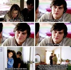 Kit is my favorite character in all seasons of American horror story