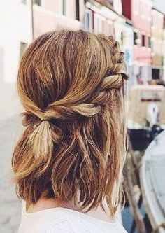 Hairstyles For Shoulder Length Hair Mesmerizing Medium Length Half Up Half Down Hairstyles 2016  2016  Quick