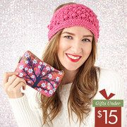 GIFTS UNDER $15! Take a look at the Accessory to Style event on #zulily today!