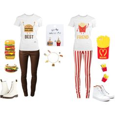 Best Friends by lovesniallhoran8 on Polyvore featuring Givenchy, Yves Saint Laurent, Vans, Dr. Martens, Hollywood Mirror, Wet Seal, Junk Food Clothing and Moschino