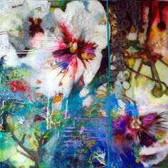 Opalescent storm by fleur deakin