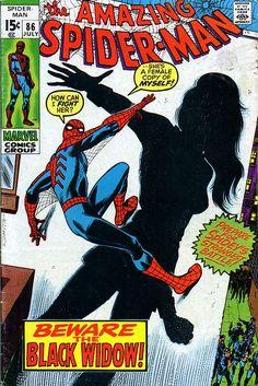 The Amazing Spider-Man (Vol. 1) 086 (1970/07)