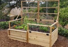 OLT Raised Garden Bed 6'x3' - World of Greenhouses - 5