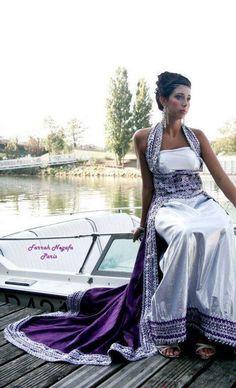 Robe kabyle... Parfaite  Sublime pour fiançailles !