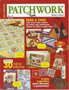 Revista Patchwork 21 - silmara - Picasa Webalbumok