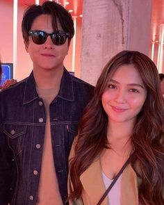 Kathryn Bernardo and Daniel Padilla - ASAP Bay Area August 2019 ccto Kathryn Bernardo Photoshoot, Kathryn Bernardo Hairstyle, Filipina Girls, Daniel Johns, Daniel Padilla, Jadine, Celebs, Celebrities, Aesthetic Pictures