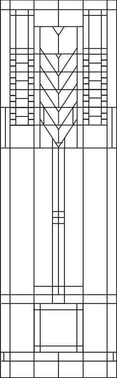 frank lloyd wright patterns - Google Search