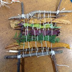 Weaving with nature workshop