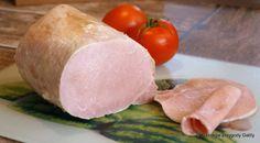 Polędwica z szynkowara Home Made Sausage, Vegan Ramen, Yummy Mummy, Kielbasa, Polish Recipes, Cooker, Clean Eating, Pork, Food And Drink