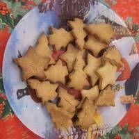 Christmas Sweets, Christmas Cooking, Christmas Love, Kai, Cake Bars, Biscotti, Food Porn, Food And Drink, Cookies