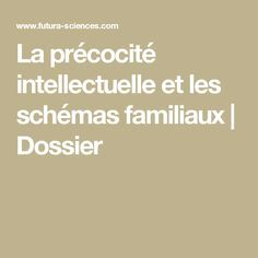 Intellectual precocity and family patterns - - Good To Know, Feel Good, Education Positive, Vegan Meal Plans, Trouble, Ebook Cover, Plant Based Diet, Kids And Parenting, Meal Planning