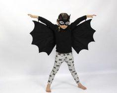 El Bat - traje de los niños hecho a mano