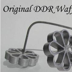 Rezept Waffeln von Praktikus (Waffeleisen aus der DDR) von S64 - Rezept der Kategorie Backen süß