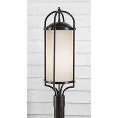 Feiss Dakota OL7607 Outdoor Post Light - 9.5W in. - OL7607ES