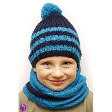 Znalezione Obrazy Dla Zapytania Czapki Na Drutach Dla Chlopca Knitted Hats Winter Hats Knitting