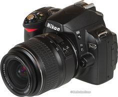 Nikon D40 (Users Guide Link)