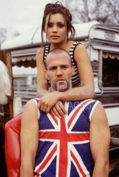 Jason Statham: model back in the day...oh my