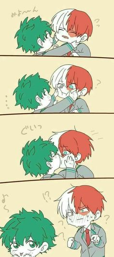 Read fondos de Todoroki Shouto from the story BnHA Yaoi by Gilyshouto (Gily) with reads. My Hero Academia Shouto, Hero Academia Characters, Lgbt Anime, Couple Manga, Cute Comics, Animes Wallpapers, Boku No Hero Academy, Cute Gay, Anime Ships