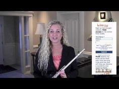 Learn Flute Online: Flute Lessons for Learning Beautifully and Fast. — Learning how to play the flute is easy, convenient and fun with these flute lessons.