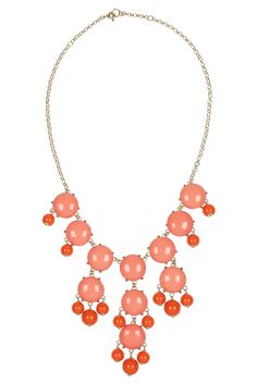 J. Crew Bubble Necklace