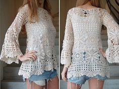 Crinochet: Top Estudio Dress..Got a hacer que este