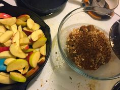 Angela's Kitchen: Apple Crisp #apple #fall
