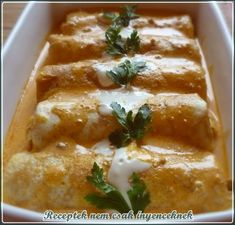 Shrimp Recipes Easy, Meat Recipes, Snack Recipes, Cooking Recipes, Confort Food, Food Porn, Good Food, Yummy Food, Hungarian Recipes