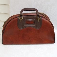Vintage weekend bag