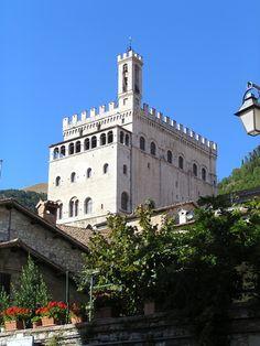 Palazzo dei Consoli, Gubbio,province of Perugia , Umbria