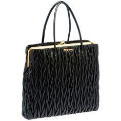 Miu Miu Tote ($1,950) ❤ liked on Polyvore featuring bags, handbags, tote bags, purses, borse, bolsas, сумки, women, miu miu handbags and miu miu purse