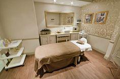 Champneys Day Spa treatment room