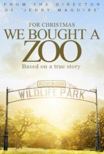 """""""You know, sometimes all you need is twenty seconds of insane courage. Just literally twenty seconds of just embarrassing bravery. And I promise you, something great will come of it."""" — We Bought A Zoo"""