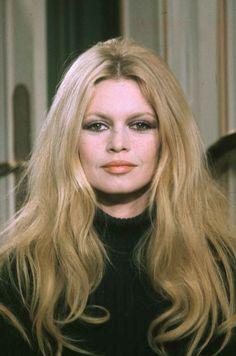 Brigitte Bardot in Les Femmes, 1969.