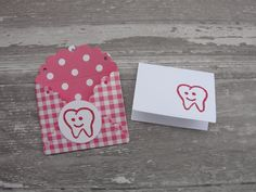 Tooth Fairy Envelopes ~ Mini Envelopes with Cards ~ Pink Envelopes ~Great for Tooth Fairy Notes ~ Scallop Mini Envelopes by MagnoliaLaneCrafts on Etsy https://www.etsy.com/listing/233872462/tooth-fairy-envelopes-mini-envelopes
