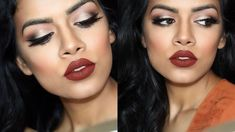 Fall Glam Makeup Tutorial: Anastasia Shadow Couture Palette