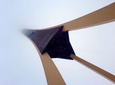 sovietbuildings: Latvia, Riga, TV Tower, 1986 ... - night box : recommend