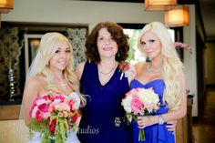 My beautiful  twin cousin's with their Mom