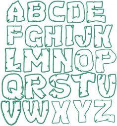 TMNT font!                                                                                                                                                     More