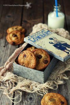 Kanela y Limón: Cookies de conguitos