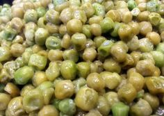 Peas w/ Honey Mustard Recipe -  Are you ready to cook? Let's try to make Peas w/ Honey Mustard in your home!