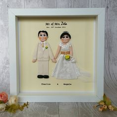 Check out this item in my Etsy shop https://www.etsy.com/uk/listing/272156396/personalised-wedding-gift-idea-framed