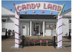Image detail for -Candyland Sign (12')